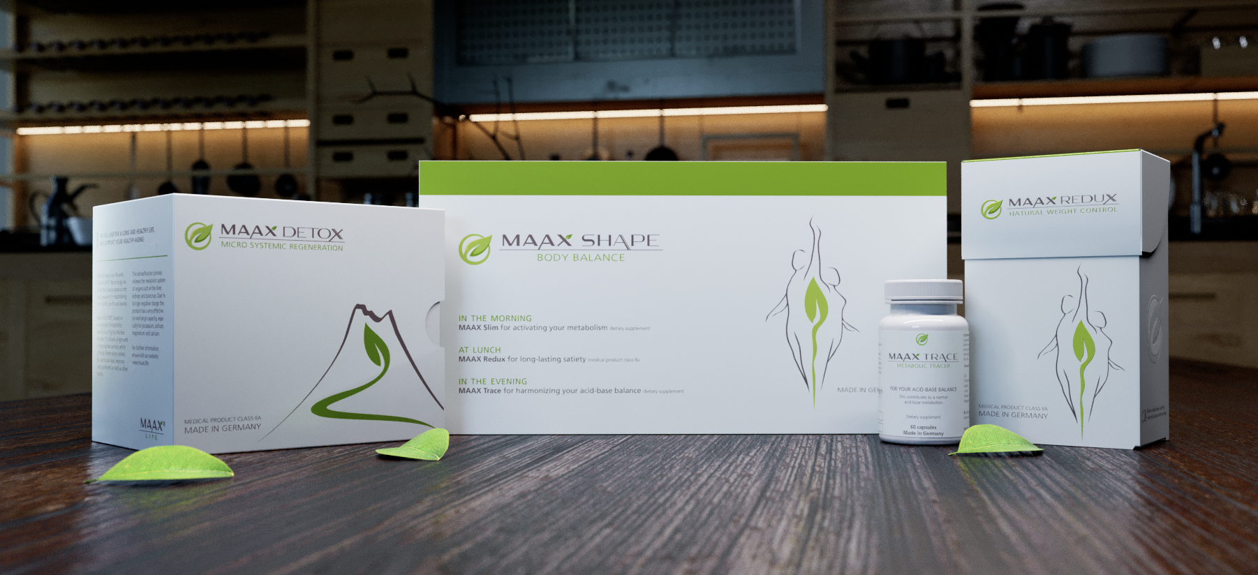 MAAX Life Products - Harness the Power of Nature!